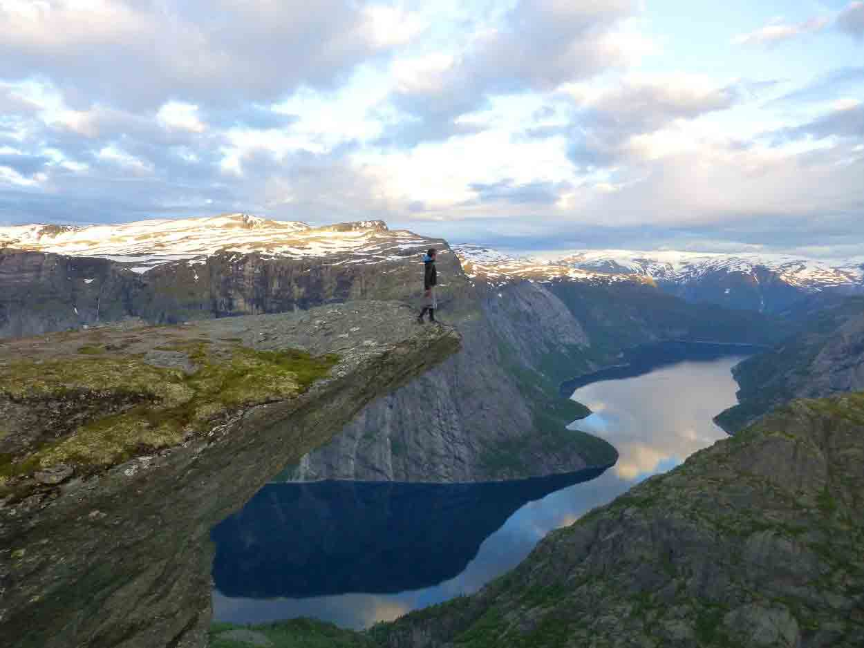 Norway Hiking