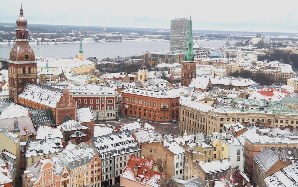 View Riga / What to do in Riga